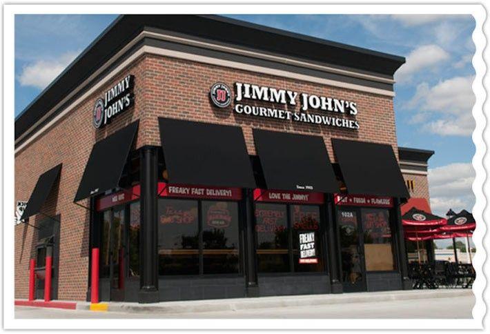 6. Jimmy John's