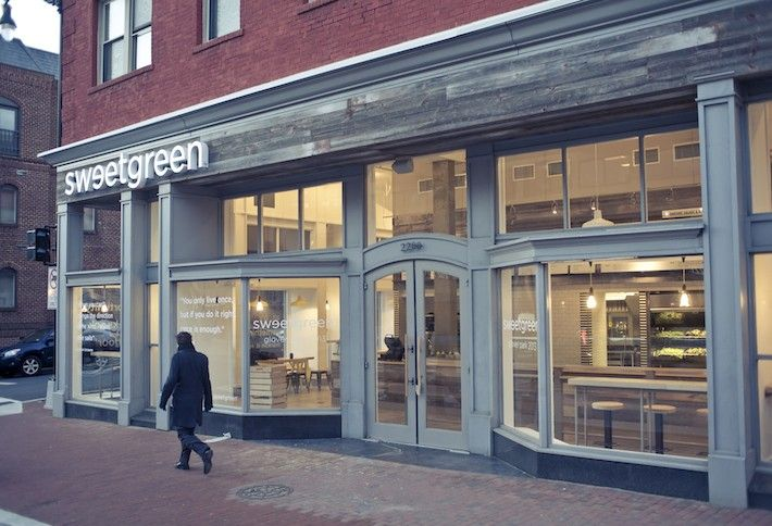1. Sweetgreen