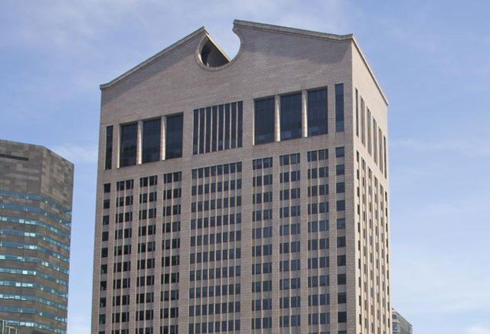 4. The Sony Building