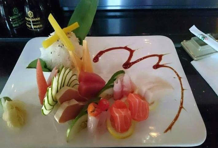 7. Katana Sushi