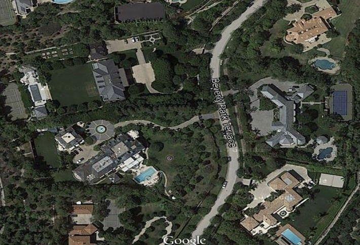 Beverly Park Terrace, Los Angeles, CA