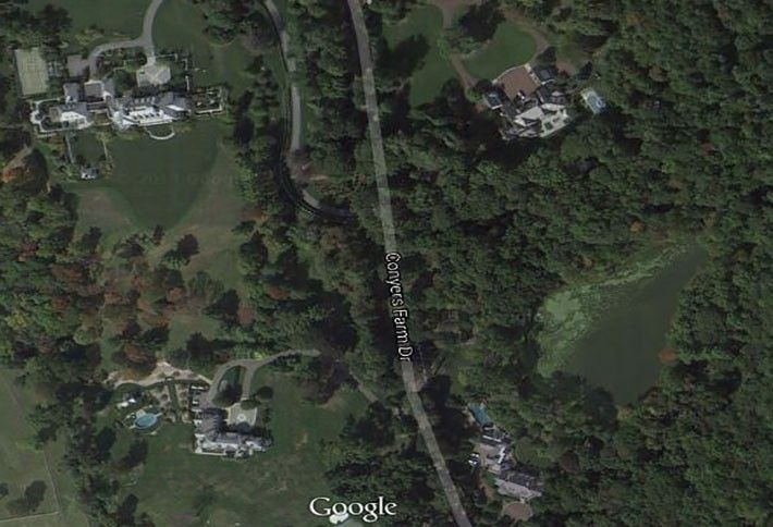 Conyers Farm Drive, Greenwich, CT