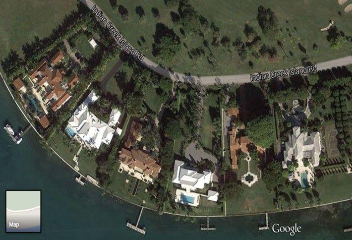 Indian Creek Island Road, Miami, FL