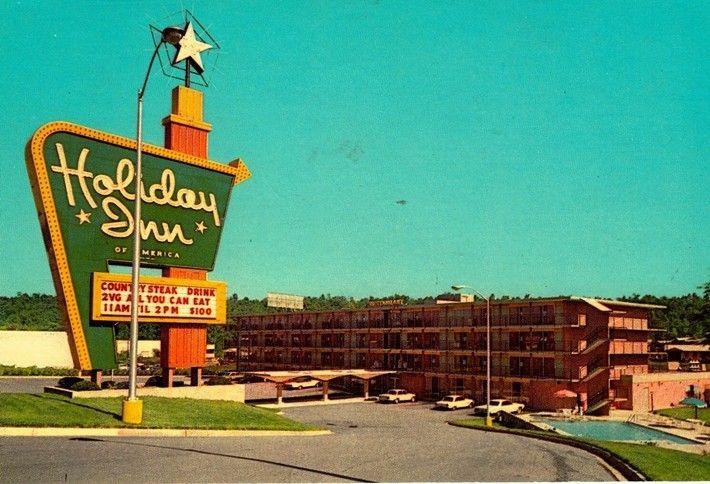 7. Holiday Inn