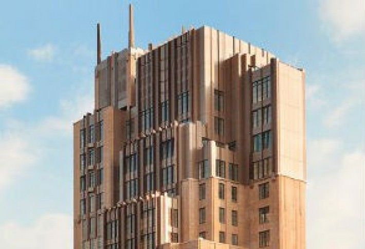 1. Barclay Vesey Building