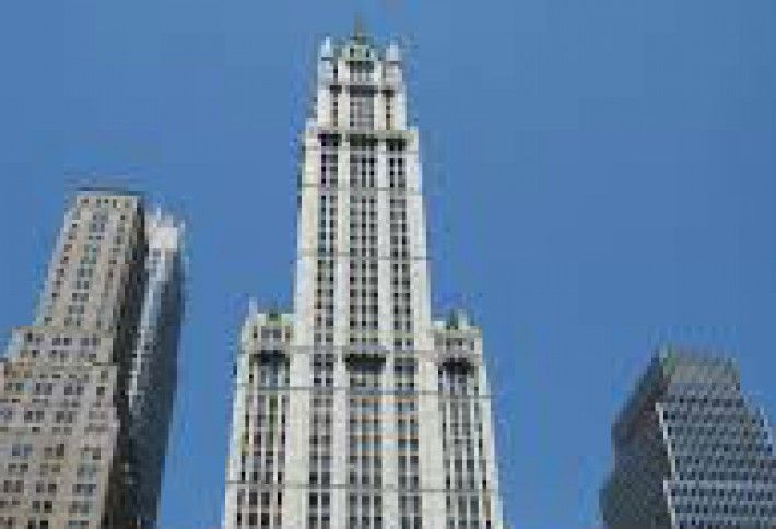 5. The Woolworth Building