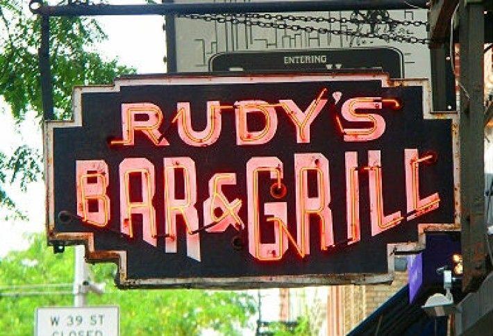 3. Rudy's Bar & Grill