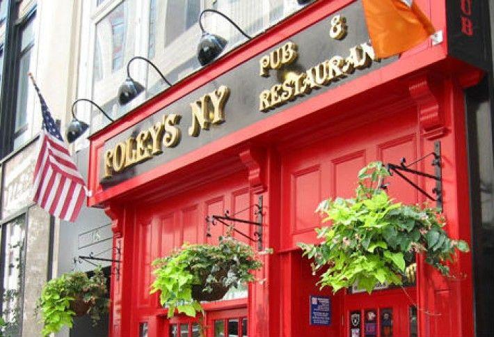 5. Foley's Pub