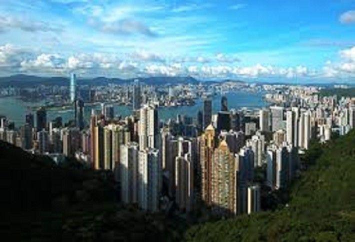 2. Hong Kong