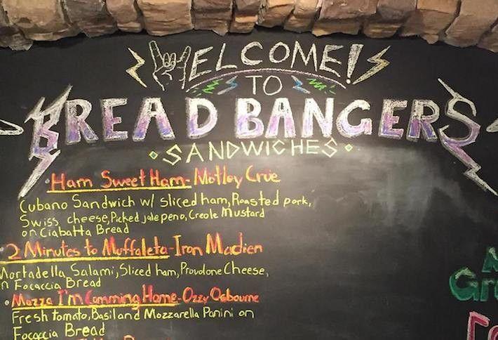 4. Breadbangers