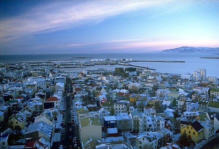 9. Iceland