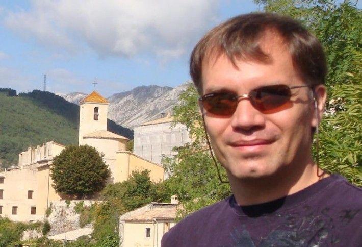 Geof Barrows, founder, Centeye