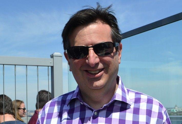 Jonathan Aberman, founder/chairman, TandemNSI