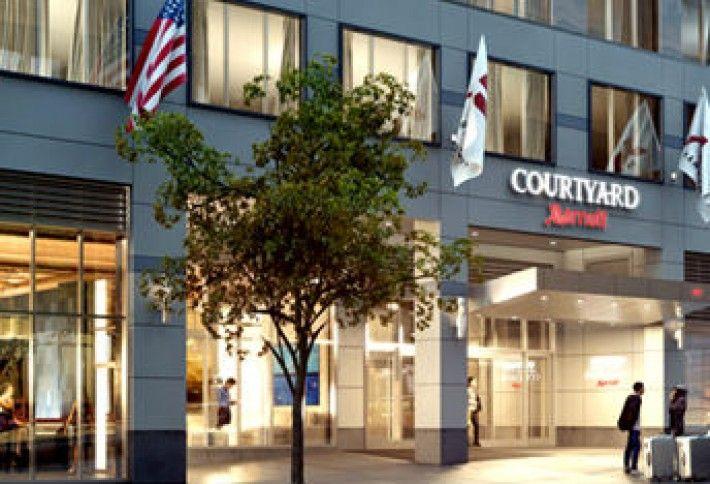 2. Marriott Courtyard