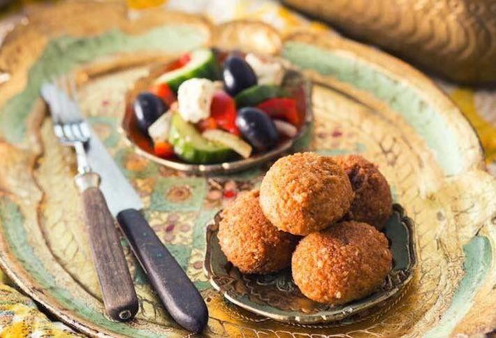 6. Alibaba Mediterranean Cuisine