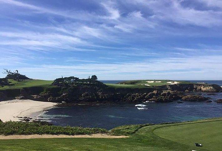 2. Cypress Point Golf Club