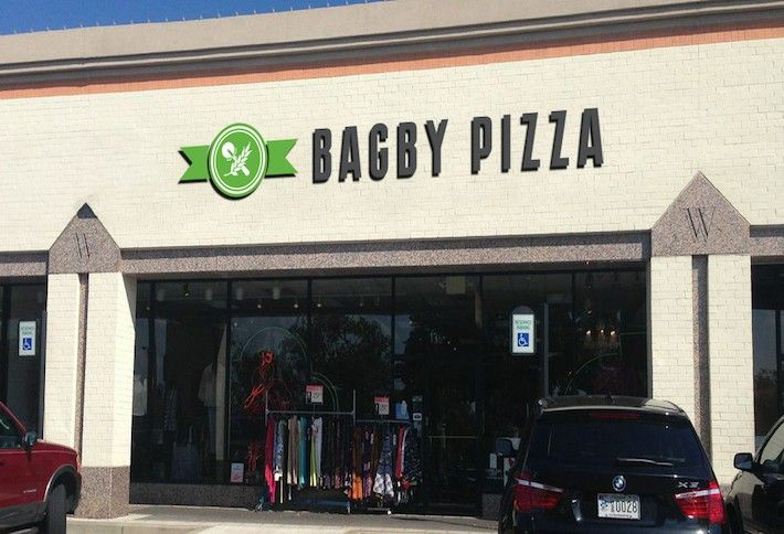 5. Bagby Pizza