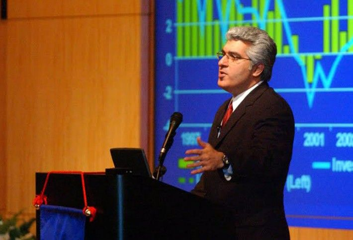 Rajeev Dhawan, Director of Economic Forecasting Center at J. Mack Robinson College of Business, Georgia State University