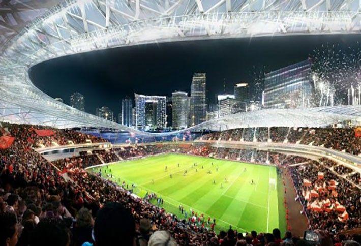 Unnamed MLS Stadium, Miami