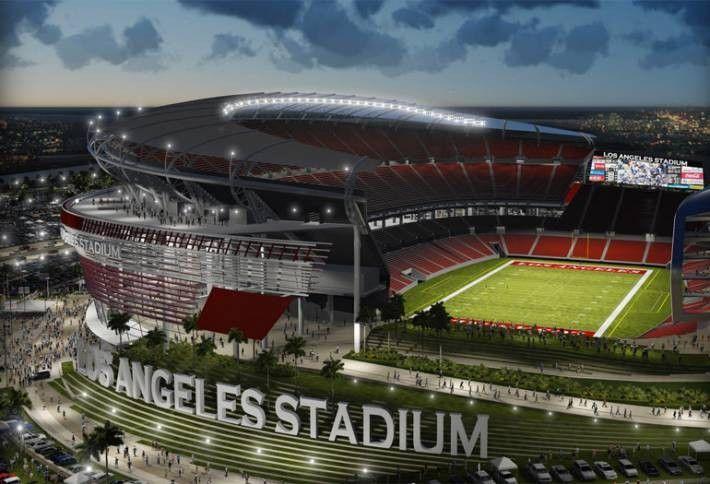 Unnamed NFL Stadium, Los Angeles