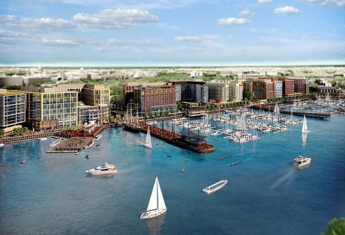 1. The Wharf, Washington, DC