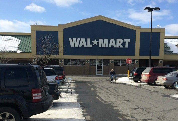 1. Wal-Mart Stores