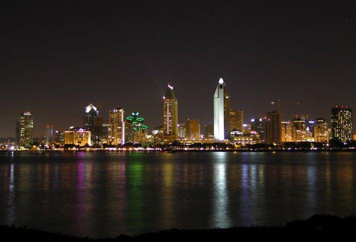 10. San Diego