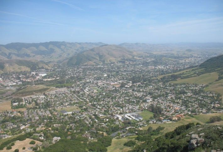 11. San Luis Obispo, California