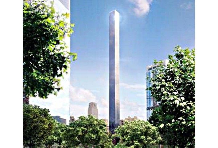 15. 125 Greenwich Street, New York City