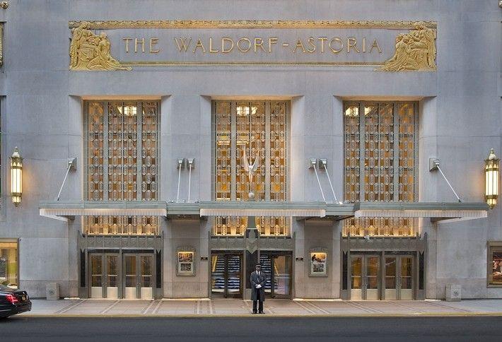 2. Waldorf Astoria, New York City