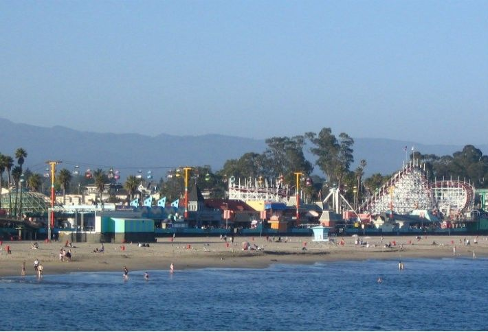 3. Santa Cruz, California
