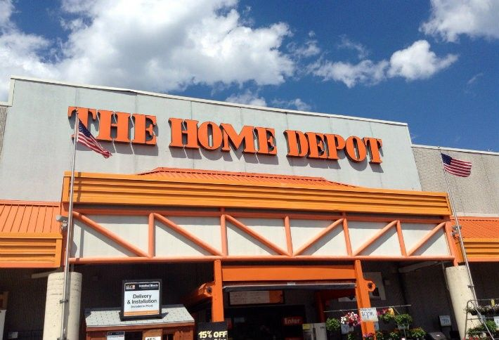 4. The Home Depot