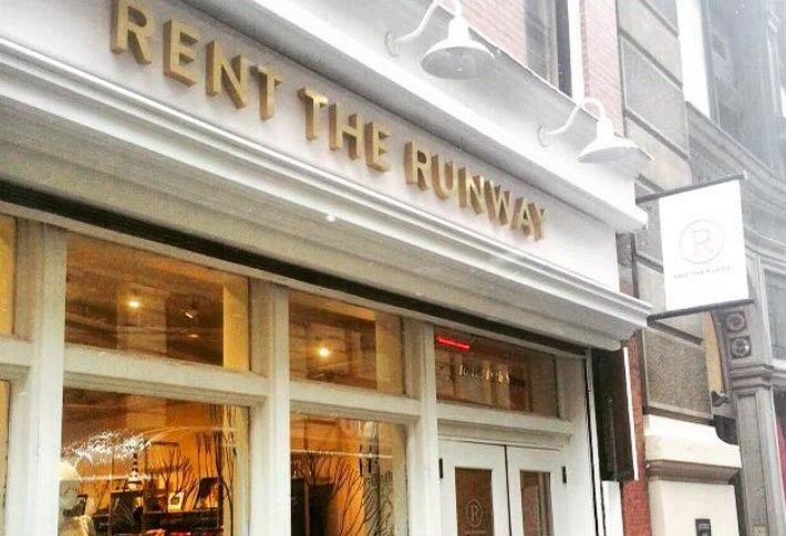 7. Rent the Runway