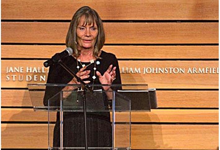 8. Joan Gillings
