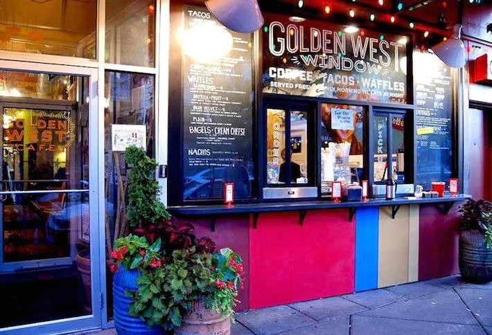 12. Golden West