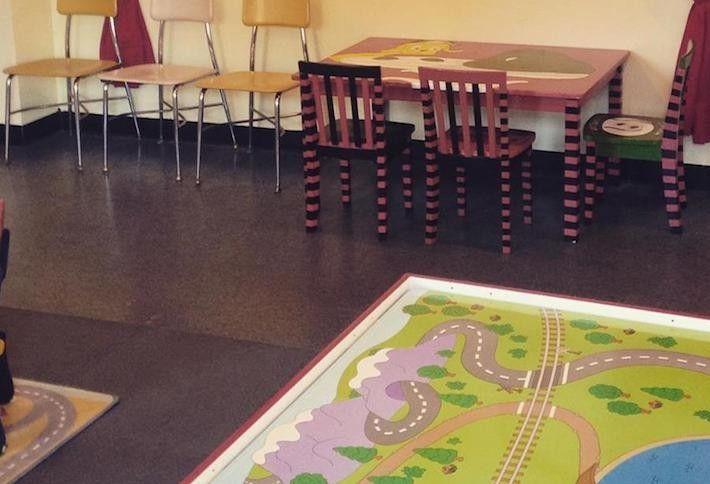 5. Play Café Baltimore