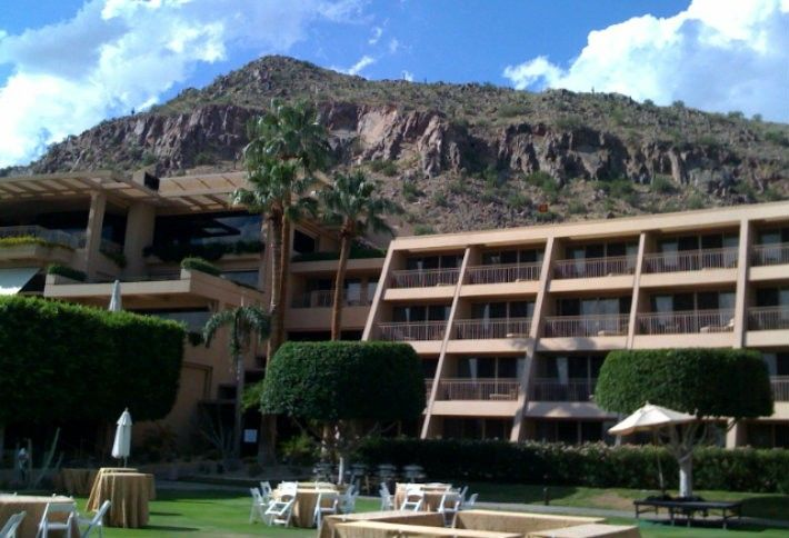 4. Luxury Collection at the Phoenician