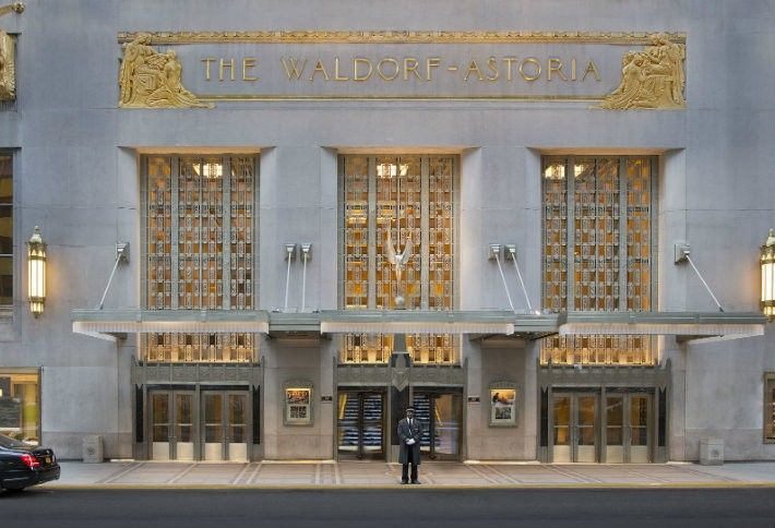 2. Waldorf-Astoria New York