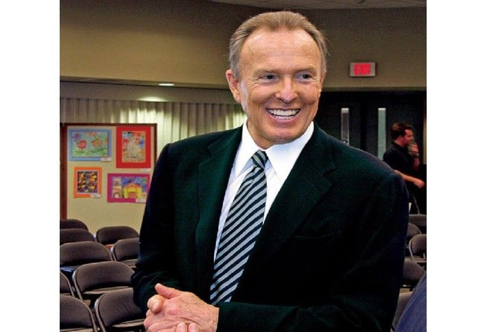 1. Donald Bren