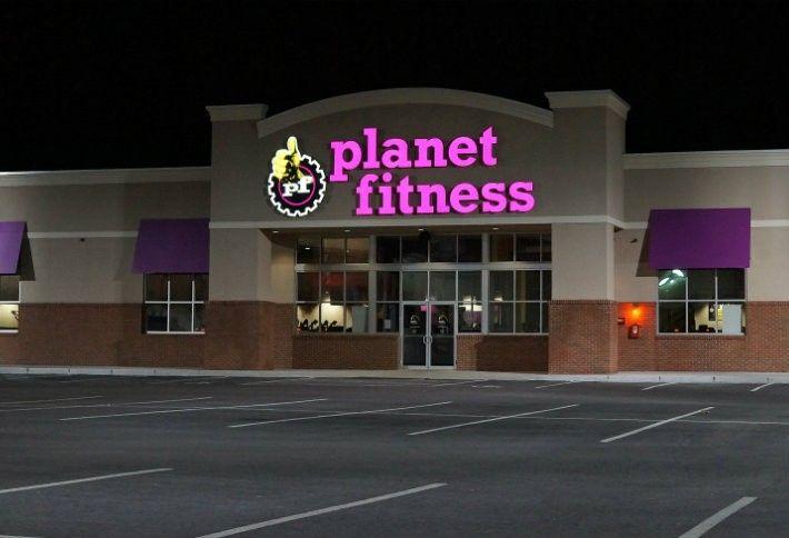 1. Planet Fitness