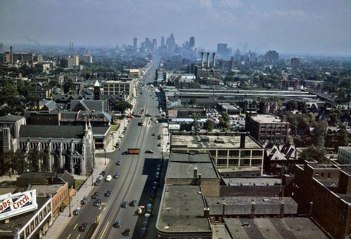 2. Detroit