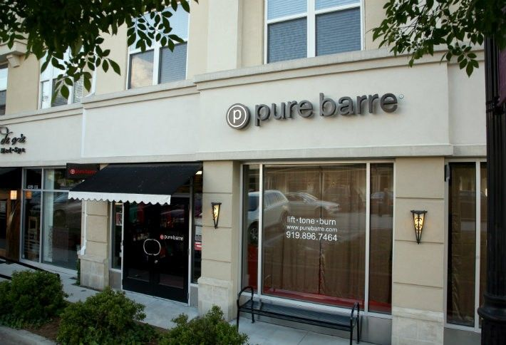 3. Pure Barre