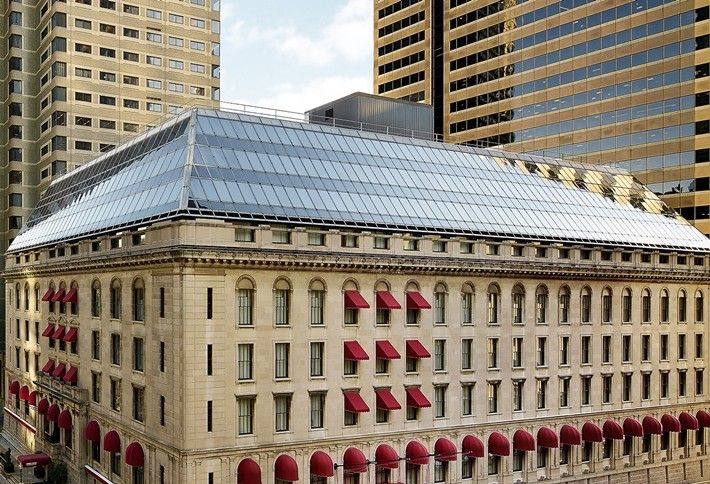 3. The Langham Boston