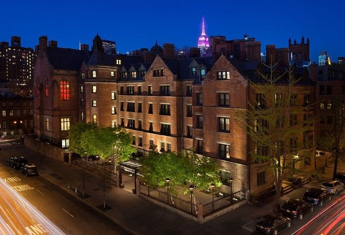4. The High Line Hotel - New York