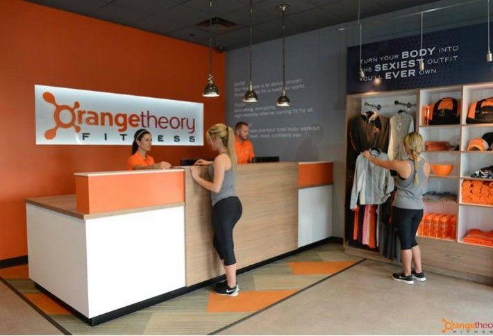5. Orangetheory Fitness