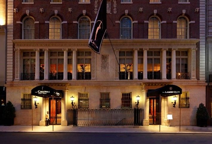 7. The Chatwal Hotel - New York