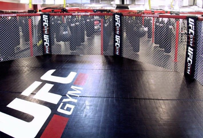 7. UFC GYM