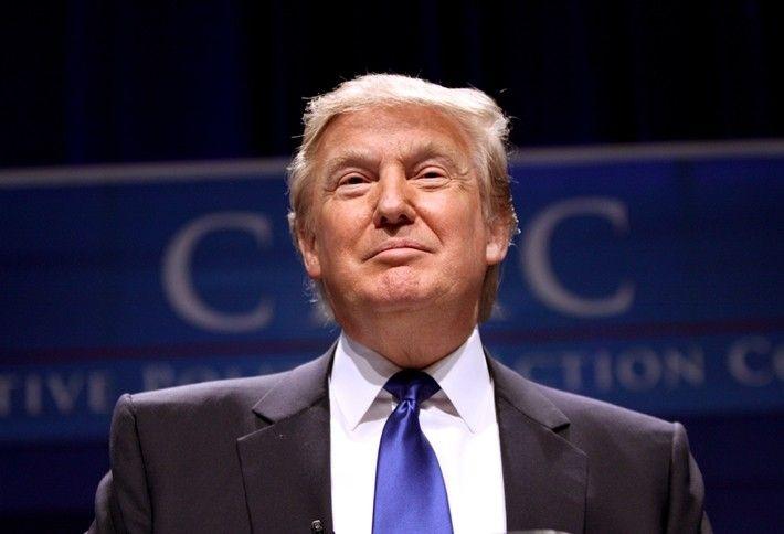 8. Donald Trump