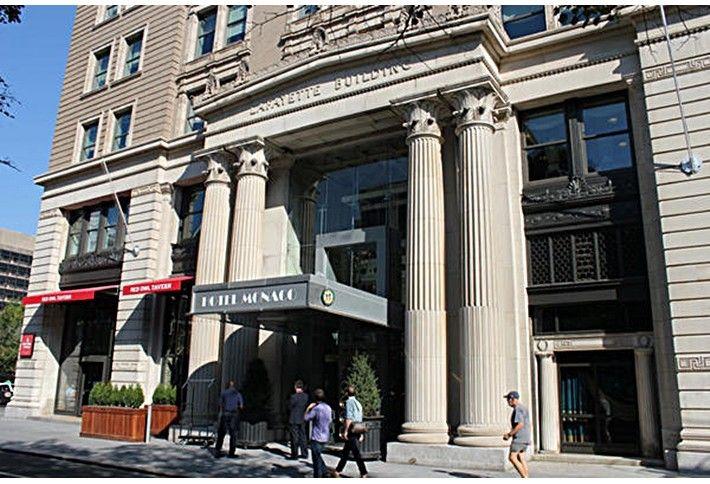 8. Hotel Monaco - Philadelphia