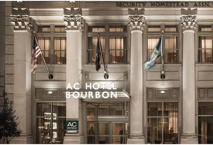 9. AC Hotel New Orleans Bourbon/French Quarter Area